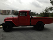 1966 Toyota Land Cruiser FJ45 long pickup bed
