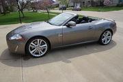 2010 Jaguar XKR XKR CONVERTIBLE