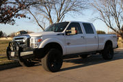 2011 Ford F-250 FX4