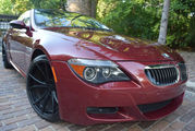 2007 BMW M6 6 SERIES CONVERTIBLE  M-EDITION