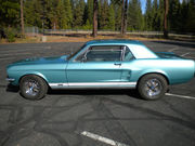 1967 Ford Mustang GTA 390ci COUPE