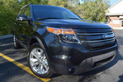 2015 Ford Explorer 4WD  LIMITED-EDITION