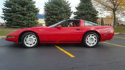 1991 Chevrolet Corvette ZR-1 Corvette 2 Door Hatchback Coupe