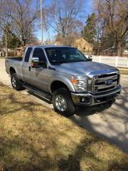 2015 Ford F-250 FX4XLT Extended Cab Pickup 4-Door