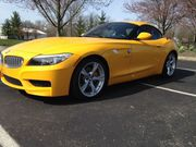 2011 BMW Z4sDrive35i Convertible 2-Door