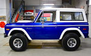 1976 Ford Bronco 7000 miles
