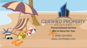 Click Here for Oahu Rental Management - www.certifiedps.com