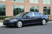 2016 Mercedes-Benz S-Class Maybach S600