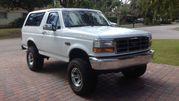 1992 Ford BroncoCustom