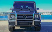 2014 Mercedes-Benz G-Class DESIGNO LEATHER PACKAGE