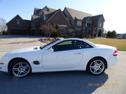 2008 Mercedes-Benz SL-Class AMG SPORT PACKAGE